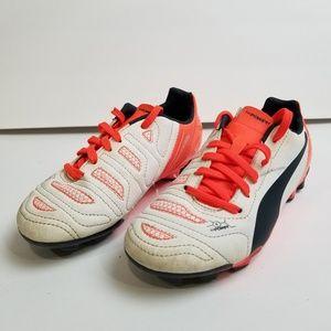 Puma Evo Power 4 Soccer Shoes Size 1.5
